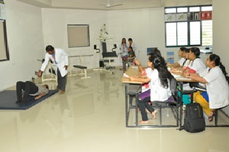 Musculoskeletal Physiotherapy Department
